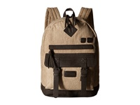 Sherpani Indie Backpack French Roast Canvas Backpack Bags Beige