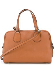 Coach Classic Tote Bag Brown