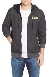 Rvca Men's One Way Zip Hoodie