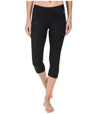 Hurley Dri Fit Crop Leggings Black C Women's Workout