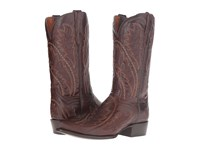 Dan Post Trice Chocolate Cowboy Boots Brown