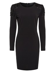 Supertrash Dasmi Dress Black