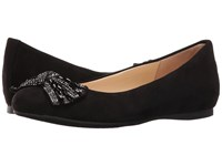 Jessica Simpson Movey Black Microsuede Women's Shoes