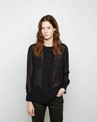 Isabel Marant Cappy Top Black