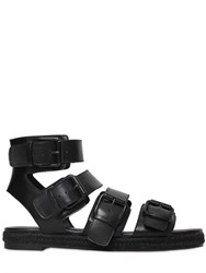 Kendall Kylie 20Mm Jackie Faux Leather Flats