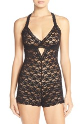 Women's Honeydew Intimates 'Mia' Open Gusset Lace Teddy