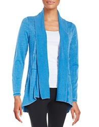 Marc New York Performance Knit Cardigan Sky Diver