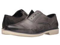 Steve Madden Tobyas Grey Men's Lace Up Casual Shoes Gray