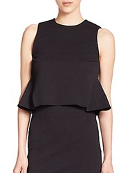 Elizabeth And James Taylor Sleeveless Top Black
