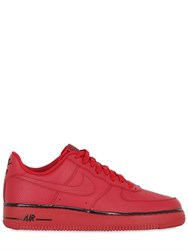 Nike Air Force 1 Faux Leather Sneakers