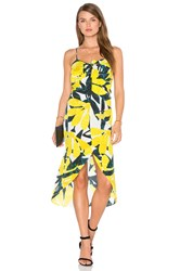 Samandlavi Bella Dress Yellow