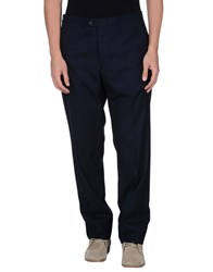 Marco Pescarolo Trousers Casual Trousers Men Dark Blue