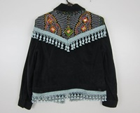 Embellished Bohemian Banjara Kuchi Jacket By Dustedwonders On Etsy