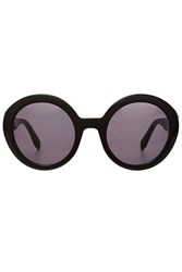 Alexander Mcqueen Am0002s Sunglasses Black