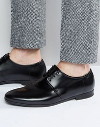 Hugo By Hugo Boss Pariss Texture Derby Shoes Black