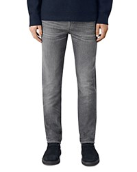 Allsaints Ardlui Iggy Slim Fit Jeans In Grey Gray