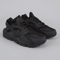 Nike Air Huarache Run Black Black