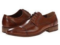 Steve Madden Crucible Tan Leather Men's Lace Up Casual Shoes