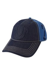 Men's True Religion Brand Jeans 'Raised Horseshoe' Baseball Cap