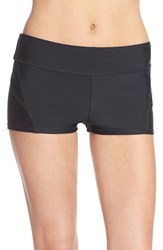 Women's Zella Boyshort Swim Bottoms