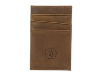 Volcom Carded Wallet Brown Wallet Handbags