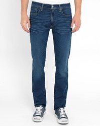Levi's Faded Medium Blue 511 Slim Fit Jeans