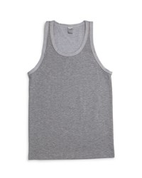 2Xist Loose Fit Sweats Tank Earl Grey