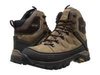 Jack Wolfskin Impulse Pro Texapore O2 Mid Mocca Men's Hiking Boots Brown