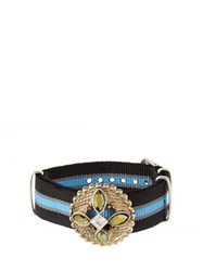 Gabriele Frantzen Watch Candy Bracelet Black Blue