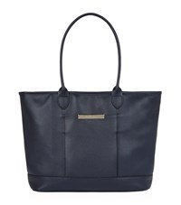 Longchamp Le Foulonne Shoulder Bag Female Navy