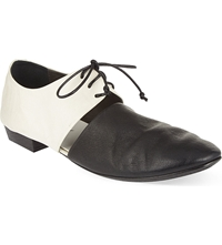Marsell Haymitch Brogues Blk White
