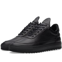 Filling Pieces Low Top Sneaker Black