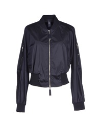 High Jackets Dark Blue