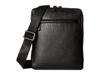 Lodis Borrego Rfid James Small Messenger Black Messenger Bags