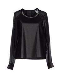 Luxury Fashion Blouses Black