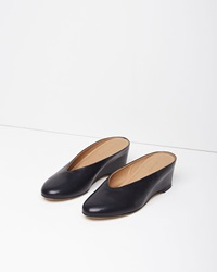 Lemaire Leather Slippers