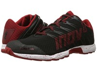 Inov 8 F Lite 240 Black Dark Red White Men's Running Shoes Multi