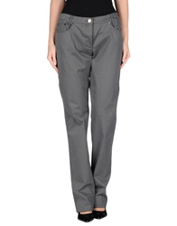 Roccobarocco Casual Pants Grey