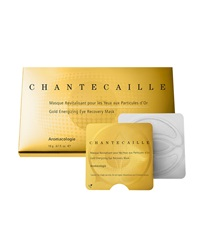 Chantecaille Gold Energizing Eye Recovery Mask 8 Ct.