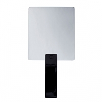 Mirror Mirror Square Black Mirrors Decoration Finnish Design Shop