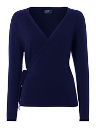 Pepper And Mayne The Royal Ballet Cashmere Wrap Midnight