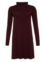 Superdry Madison Shift Dress Red