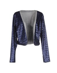 Fairly Suits And Jackets Blazers Women Dark Blue