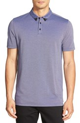 Men's Hugo Regular Fit Textured Polo