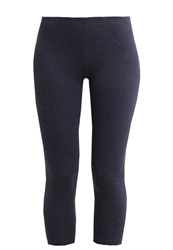 Zalando Essentials Leggings Dark Blue Mottled Dark Blue