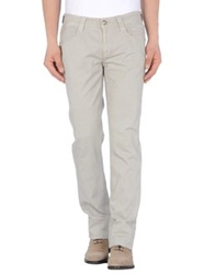 Carlo Chionna Casual Pants Light Grey