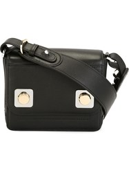 Carven 'Mercer' Cross Body Bag Black
