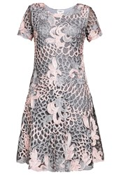 Studio 8 Lorella Summer Dress Pink Graphite
