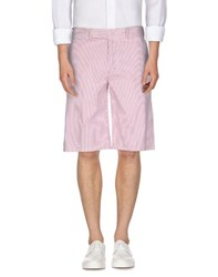 Aspesi Trousers Bermuda Shorts Men Garnet
