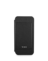Tumi Leather Case And Cover For Iphone 6 6S Black
